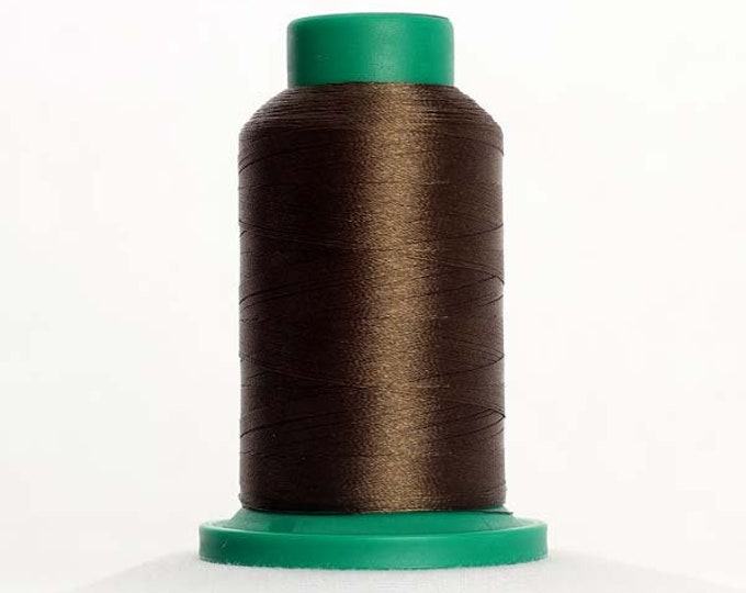 ISACORD Polyester Embroidery Thread Color 0465 Umber 1000m