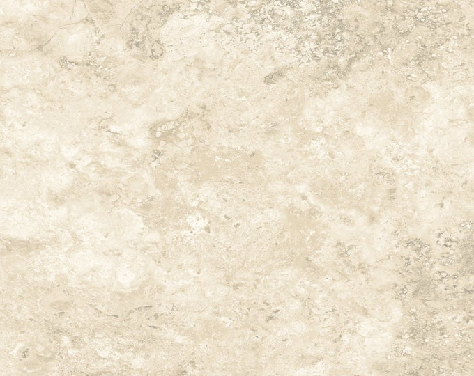 Northcott Stonehenge Gradations Slate Cream Grey Taupe Mottled Marble Basic Fabric 39305-96 BTY