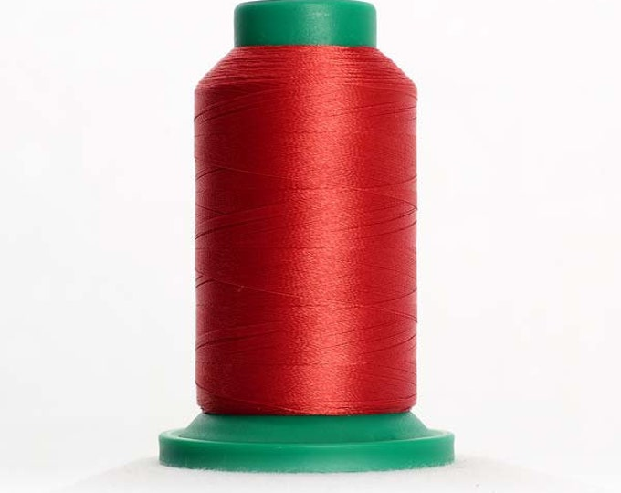 ISACORD Polyester Embroidery Thread 1725 Terra Cotta 1000m