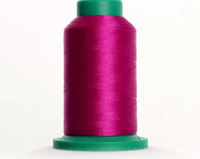 ISACORD Polyester Embroidery Thread Color 2704 Purple Passion 1000m