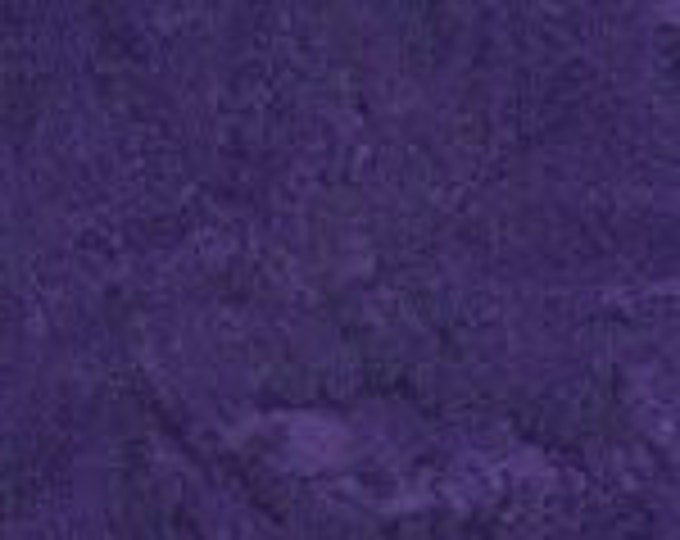 Batik Textiles Fabric Tonal Solid Blender Dark Purple 5169 BTY