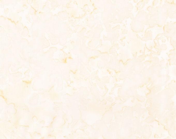 RJR Blossom Batik Geodes Fabric Pearl Cream Beige Tallow Bone 2930-034 BTY