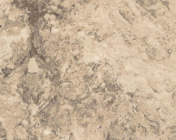 Northcott Stonehedge Gradations Slate Cream Grey Mottled Marble Basic Fabric 39304-96 BTY
