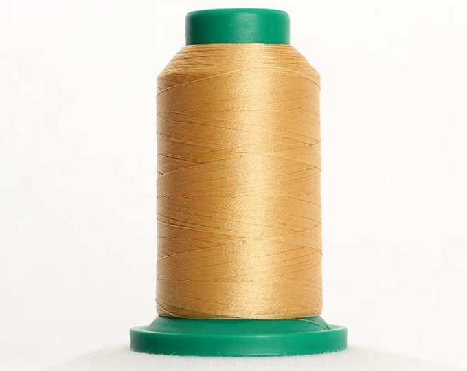 ISACORD Polyester Embroidery Thread Color 0651 Cornsilk 1000m