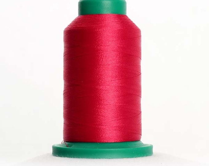 ISACORD Polyester Embroidery Thread Color 2521 Fuschia 1000m