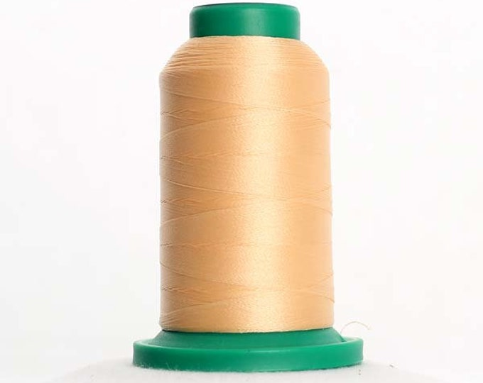 ISACORD Polyester Embroidery Thread Color 1060 Shrimp Pink 1000m