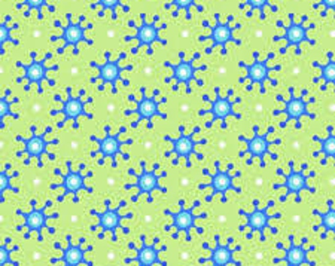 In The Beginning Fabrics Hoopla & Everyday Fun Jennifer Heynen 4JHQ1 Cotton Fabric BTY