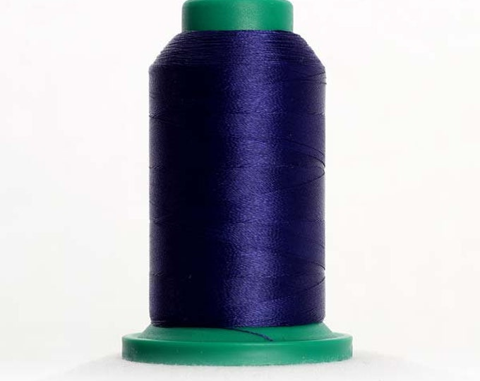 ISACORD Polyester Embroidery Thread 3102 Provence 1000m