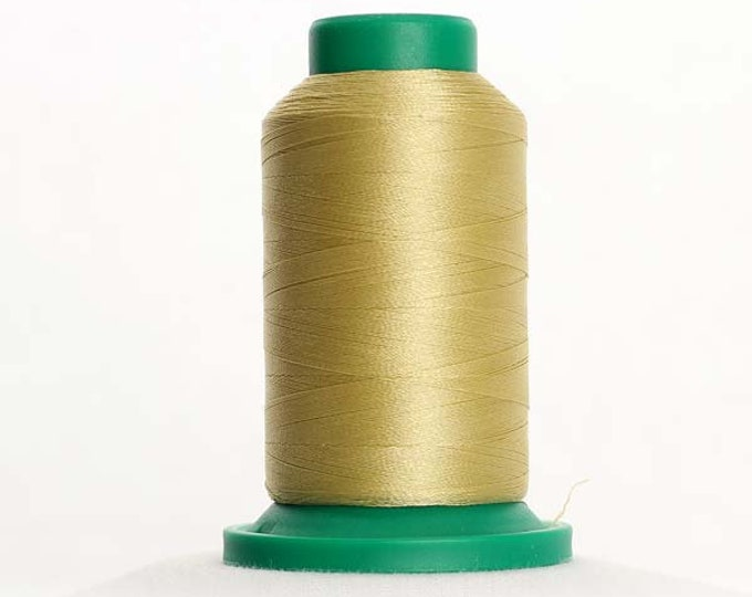 ISACORD Polyester Embroidery Thread Color 0532 Champagne 1000m
