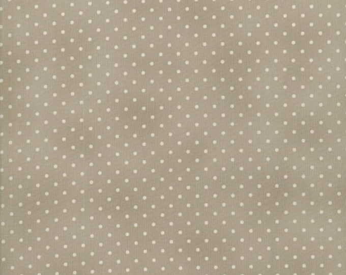 Robyn Pandolph Home Essential Polka Dots Tan with Cream 0016-045 Fabric BTY