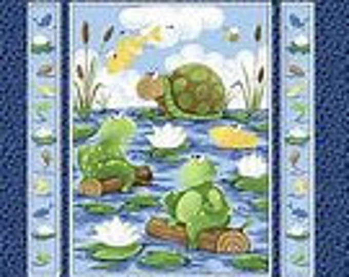 Susybee 2022-0780 Paul & Sheldon QUILT Panel, Susybee