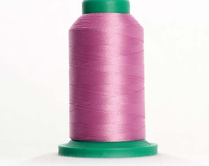 ISACORD Polyester Embroidery Thread Color 2640 Frosted Plum 1000m