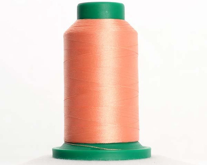 ISACORD Polyester Embroidery Thread  Color 1351 Starfish 1000m