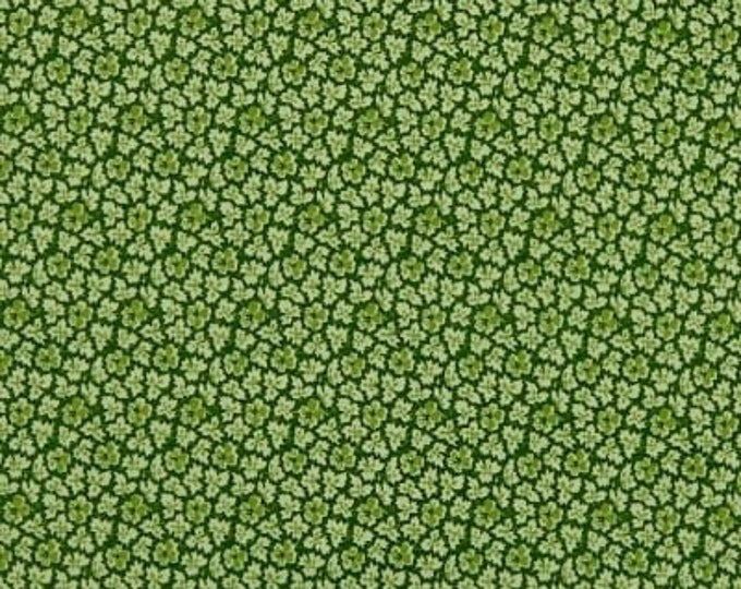 Quilting Treasures Conventry  Green 1649 25860 G Fabric BTY