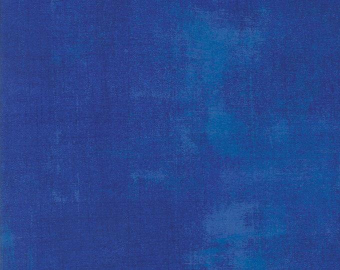 Moda Grunge Basics SURF the WEB Blue Mottled Background 30150-351 Fabric BTY