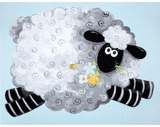 "Lewe's Balloon Play Mat panel 36"" x 44"" 100% cotton Susybee"