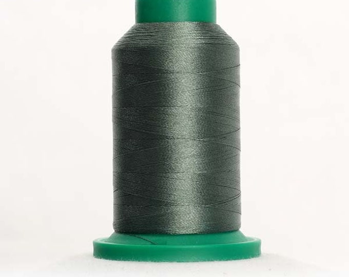 ISACORD Polyester Embroidery Thread Color 5664 Willow 1000m