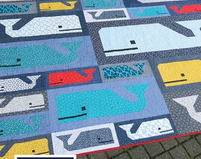 PREPPY POD  Elizabeth Hartman Quilt Modern Pattern