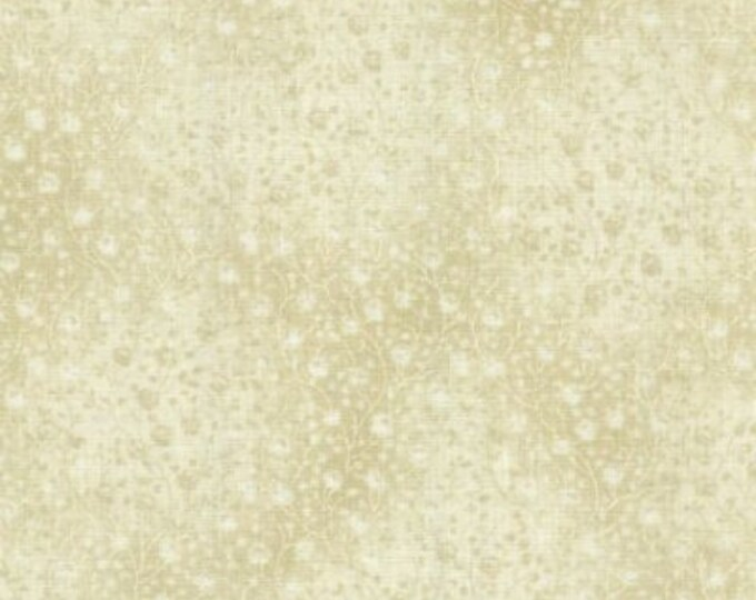 Kaufman Fusions Snow Cream Off White Fabric BTY 4070-52