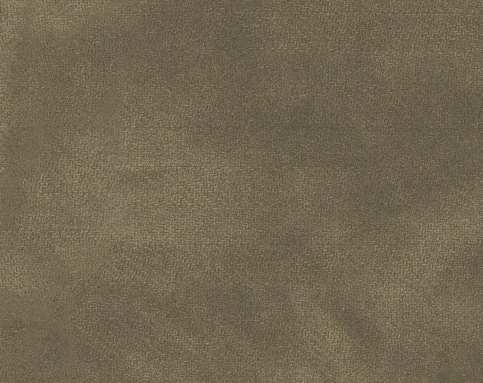 Maywood WOOLIES Color Wash Flannel Fabric Gray Cobblestone Grey Taupe Brown 9200-K BTHY
