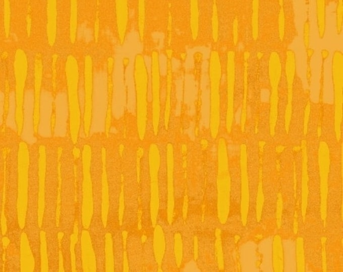 NEW Windham Art History 101 by Marcia Derse Matisse Shutter Quince Yellow Orange Fabric 50417-17 BTY