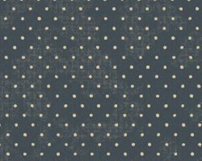 Windham Basics 27685 Cotton Fabric Blue with Dots BTY