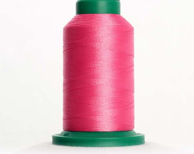 ISACORD Polyester Embroidery Thread Color 2532 Pretty in Pink 1000m