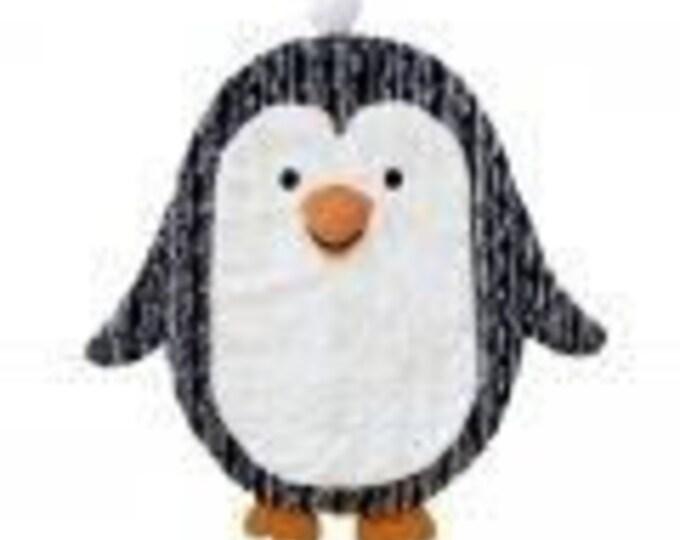 "My Pal Cuddle Kit Black and White Shannon Fabrics 27"" x 37"""