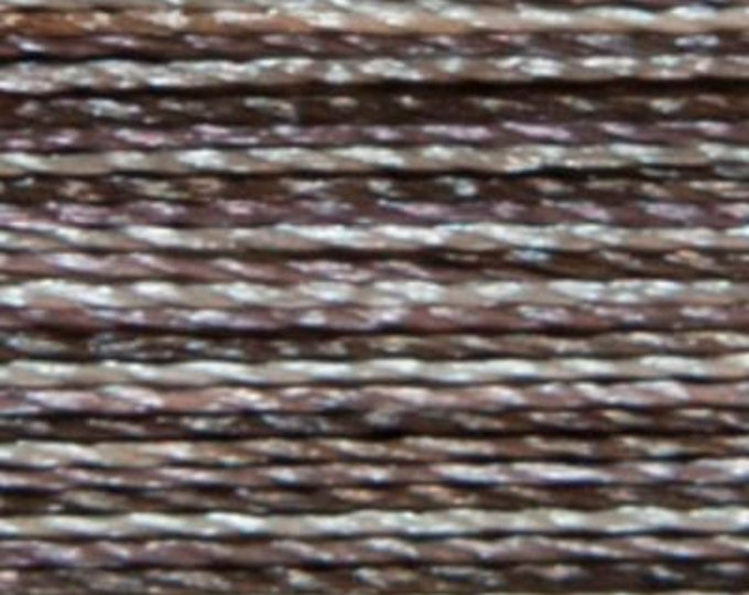 ISACORD Polyester Embroidery Thread Color 9927 Mochalatte 1000m