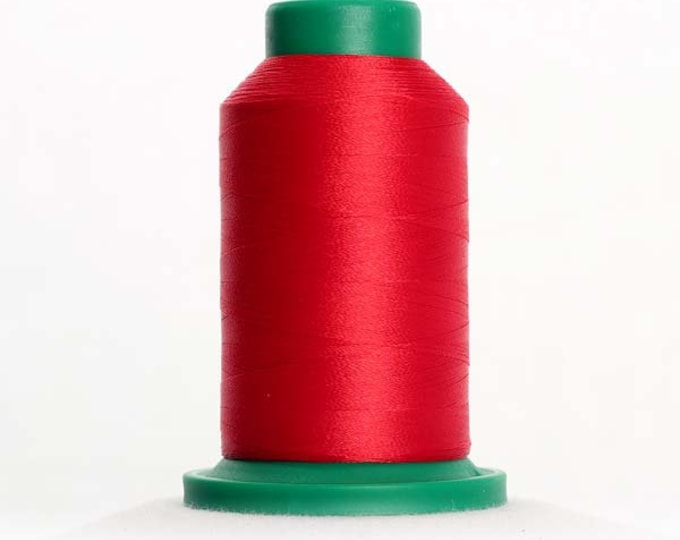 ISACORD Polyester Embroidery Thread 1904 Cardinal 1000m