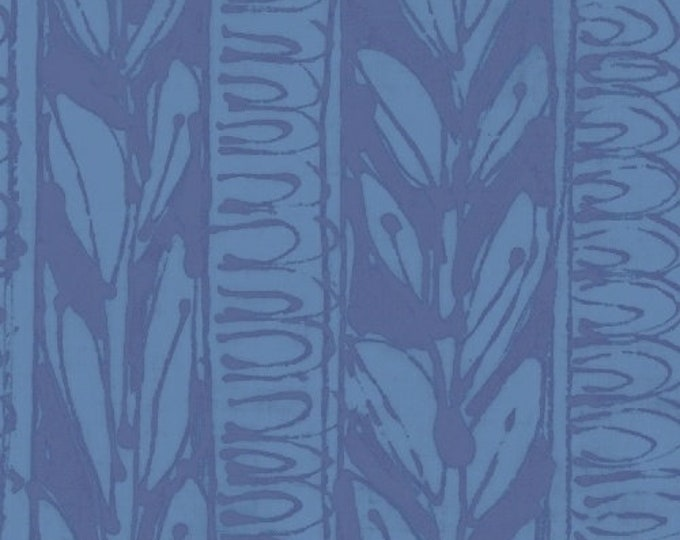NEW Windham Art History 101 by Marcia Derse Matisse Amphora Ocean Blue Periwinkle Fabric 50412-2 BTY