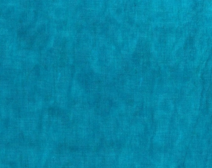 Windham Palette Marcia Derse Tonal Solid MEDITERRANEAN Blue Teal Modern Fabric 37098-30 BTHY