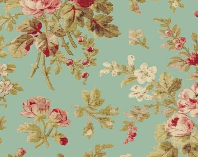 Windham AUBREY by Whistler Studios Floral  Fabric 42647-2 BTY