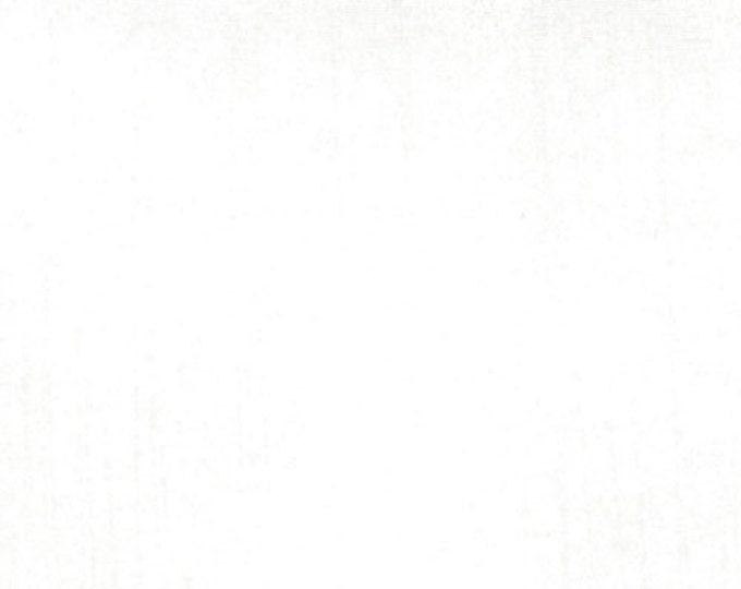 Moda Grunge Basics WHITE PAPER Background Fabric 30150-101 BTY