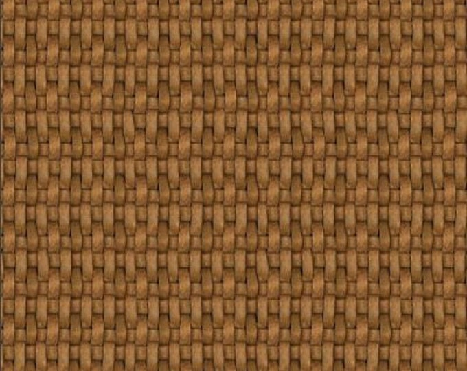 Wilmington Prints sew curious basket weave field fabric by the yard  Cotton 80163-901  BTY