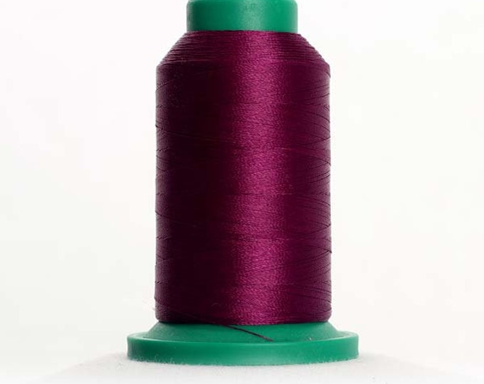 ISACORD Polyester Embroidery Thread Color 2715 Pansy Current 1000m