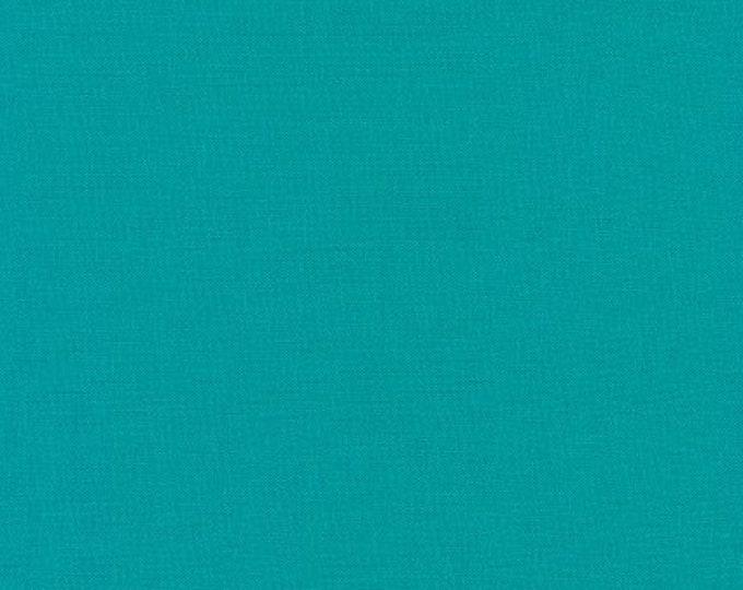 Robert Kaufman Kona Cotton Solids JADE GREEN 1183 Aqua Turquoise Blue Green Fabric BTY