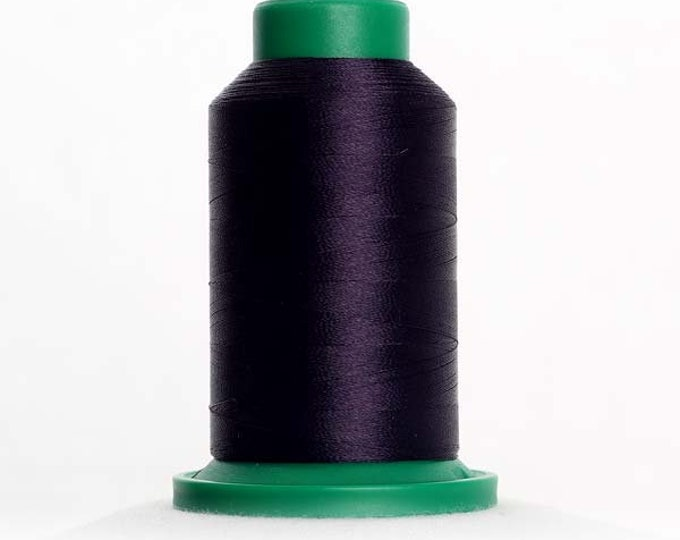 ISACORD Polyester Embroidery Thread 2954 Aubergine 1000m