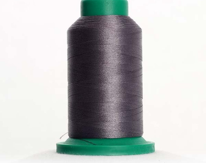 ISACORD Polyester Embroidery Thread Color 2564 Titanium 1000m