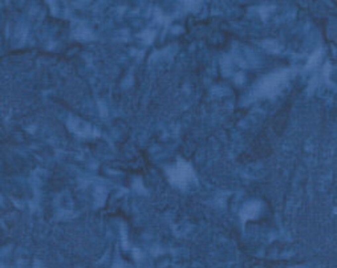 Batik Textiles Prisma Dyes Astral with smooth purple tones with blue  background Cotton 7013  BTY
