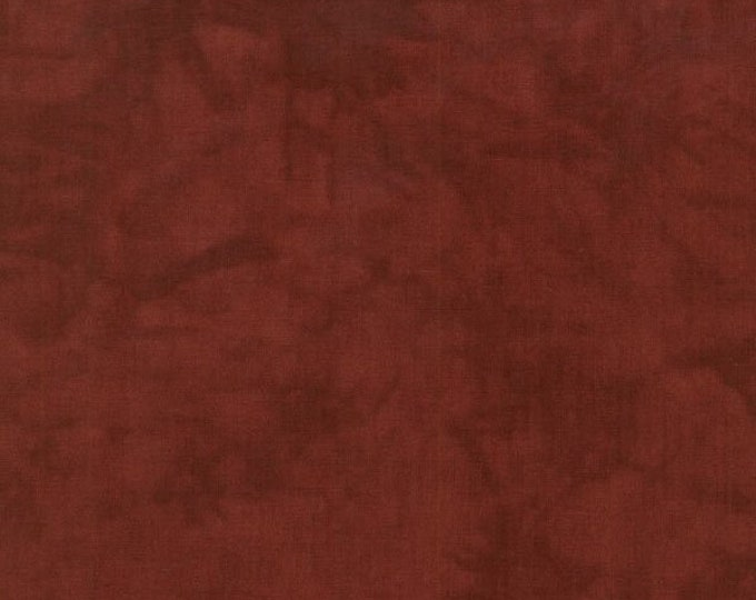 RJR Handspray Mottled Sangria Burgundy Merlot Red Tonal Fabric 4758-079 BTY