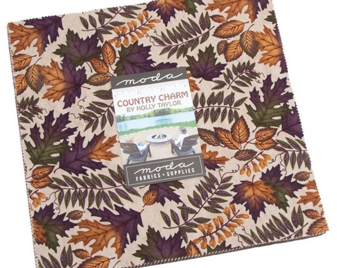 Country Charm Layer Cake by Holly Taylor for Moda -6790LC