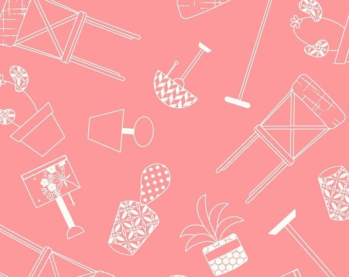 Maywood Fabric MAS9393-P Make Yourself at Home Designers: Kim Christopherson, KimberBell Home Furnishings BTY