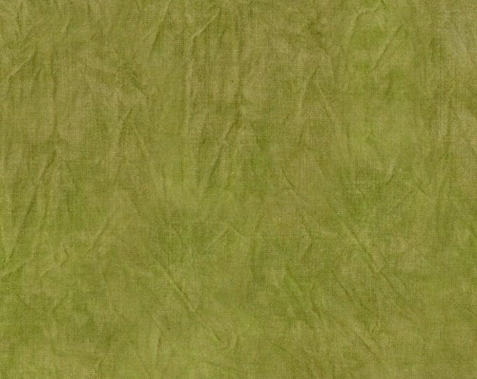 Windham Palette Marcia Derse Tonal Solid OLIVE Sage Green Modern Fabric 37098-37 BTHY