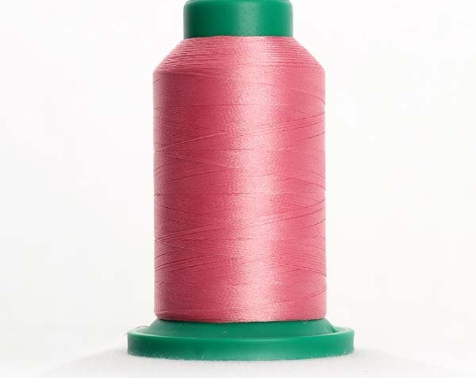 ISACORD Polyester Embroidery Thread Color 2152 Heather Pink 1000m