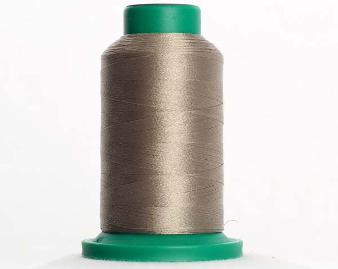 ISACORD Polyester Embroidery Thread Color 0873 Stone 1000m