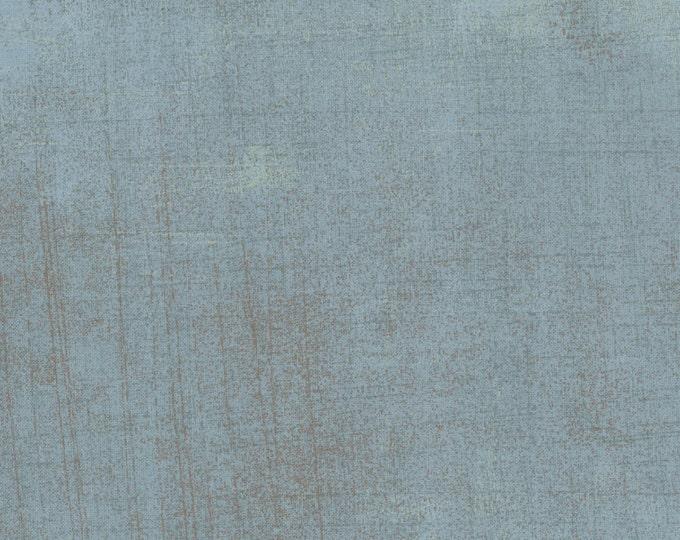 Moda Grunge Basics AVALANCHE Light Blue Mottled Background Fabric 30150-84 BTY