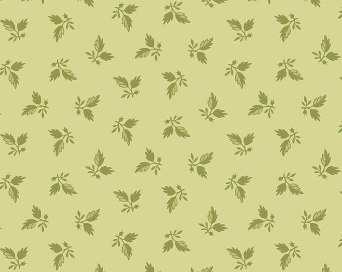 Maywood Fabric MAS9639-G Sensibility  Sprigs  BTY