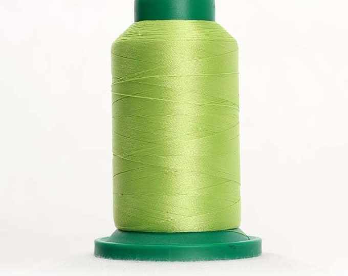 ISACORD Polyester Embroidery Thread Color 6011 Tamarack 1000m