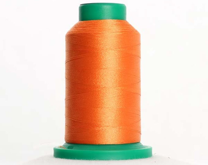ISACORD Polyester Embroidery Thread Color 1220 Apricot 1000m